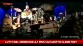 Lutto nel mondo della musica, è morto Glenn Frey