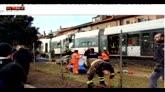 Cagliari, scontro tra convogli metro leggera