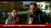 Dimissioni sindaca Quarto, il commento dell'assessore Alessi