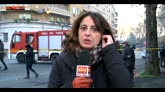 Roma, crollano 3 piani di un palazzo su Lungotevere Flaminio