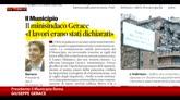 Palazzina crollata a Roma, al vaglio i lavori nello stabile