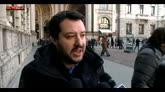 Salvini: il matrimonio è quello tra un uomo e una donna