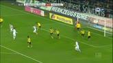 Borussia M'Gladbach-Borussia Dortmund 1-3