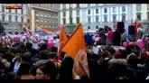 Unioni civili, anche a Firenze in piazza per il sì