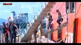 Migranti, sbarcate a Trapani 723 persone