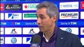 """24/01/2016 - Fiorentina, Paulo Sousa: """"Per vincere serve qualità"""""""