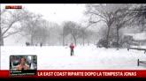 La East Coast riparte dopo la tempesta Jonas