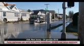 Conseguenze del maltempo nel New Jersey