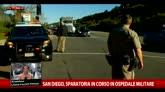 San Diego, forze speciali sul luogo della sparatoria