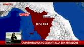 Carrara: carabiniere ucciso, assassino si costituisce