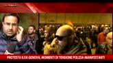 Protesta lavoratori della Ilva, sciopero e corteo della Fiom