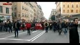 Genova, il corteo dell'Ilva raggiunge la prefettura