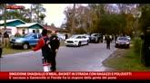 Shaquille O'Neal, basket in strada con ragazzi e poliziotti