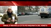 Smog, è Treviso la città più inquinata del Veneto