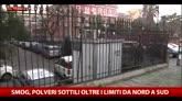 Smog, la situazione a Napoli