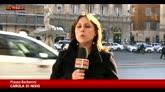 Emergenza smog a Roma, domenica blocco delle auto