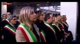 """Mattarella in visita a Catanzaro: """"Priorità creare lavoro"""""""