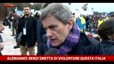 Family Day, Alemanno: Renzi smetta di violentare Italia