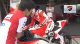 Ducati, Stoner è tornato: primi giri sulla GP15
