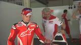 MotoGP, Stoner e l'ipotesi wild card