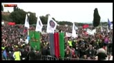 Family day, migliaia di persone invadono il Circo Massimo