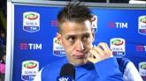 "30/01/2016 - Atalanta, Denis: ""Tifosi splendidi, ma ora torno a casa"""