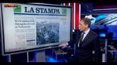 Le notizie sui giornali e sui siti di oggi (1 febbraio 2016)