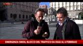 Emergenza smog, a Napoli blocco del traffico