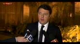 """Migranti, Renzi: """"Per mesi Ue ha fatto finta di non vedere"""""""