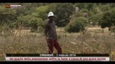 03/02/2016 - Grave carenza idrica in Zimbabwe