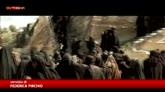 03/02/2016 - Cinema, Joseph Fiennes a Roma presentare Risorto