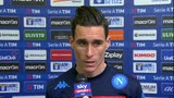 """Napoli, Callejon: """"Contro la Lazio tutto perfetto"""""""