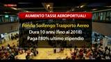 04/02/2016 - Aumentano le tasse aeroportuali, finanziano la CIG Alitalia