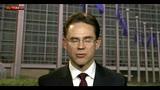 Katainen a Sky TG24: Italia vada avanti con le riforme