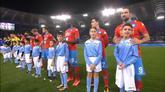 Lazio-Napoli, Higuain fa commuovere un bambino