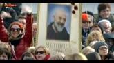 06/02/2016 - Traslazione San Pio, a Roma 1.507.000 pellegrini