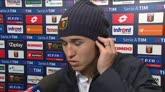 """06/02/2016 - Laxalt: """"Con la Lazio un punto importante"""""""