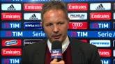 """Milan, Mihajlovic non si abbatte: """"Giocando così risaliremo"""""""