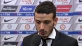 """07/02/2016 - Roma, Florenzi: """"Non dobbiamo mollare di un centimetro"""""""