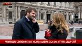 08/02/2016 - Primarie Milano, Majorino: soddisfatto del mio risultato