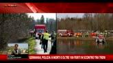 09/02/2016 - Germania, polizia  8 morti nello scontro tra treni