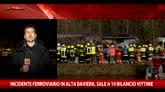 09/02/2016 - Incidente ferroviario in Baviera: 10 morti, decine di feriti