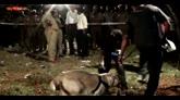 India, un meteorite uccide l'autista di un autobus