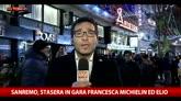 10/02/2016 - Sanremo, in gara Elio e le Storie tese e Francesca Michielin