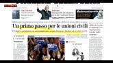 11/02/2016 - Rassegna stampa, i giornali di giovedì 11 febbraio