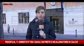 11/02/2016 - Pedofilia, operazione dei carabinieri di Brescia