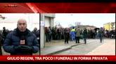 12/02/2016 - A Fiumicello i funerali di Giulio Regeni