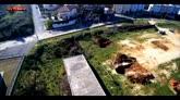 12/02/2016 - San Nicandro Garganico, asilo nido su discarica