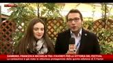 Sanremo, stasera la finale. Francesca Michielin a Sky TG24