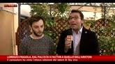 Lorenzo Fragola, dal palco di X Factor a Sanremo